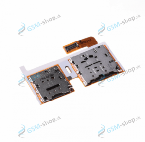 Sim čítač a micro SD Samsung T715, T815 Originál
