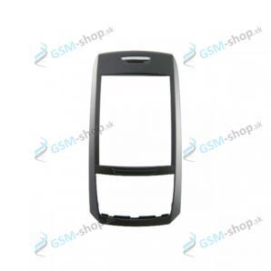 Kryt Samsung E250 predný čierny Originál