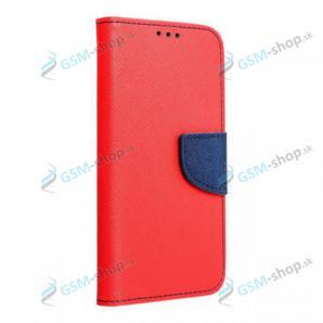 Púzdro Motorola Moto G10, Moto G20, Moto G30 knižka červená s prackou