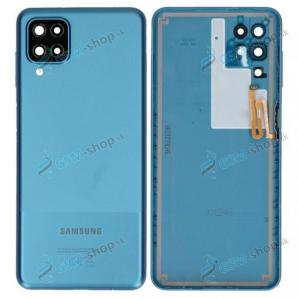 Kryt Samsung Galaxy A12 (A125) batérie modrý Originál