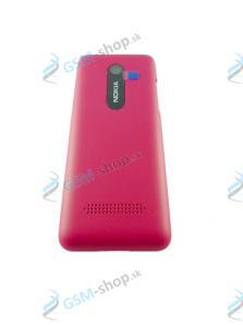Kryt Nokia 206 Dual Sim zadný magenta Originál