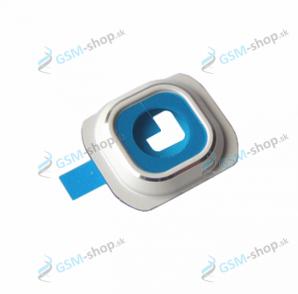 Kryt Samsung Galaxy S6 G920F rám kamery biely Originál
