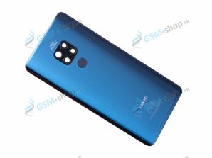 Kryt Huawei Mate 20 batérie zadný modrý Originál