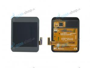 LCD Samsung R380, R390 a dotyk čierny Originál