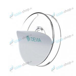 Držiak DEVIA Magic Sticker univerzálny priehľadný