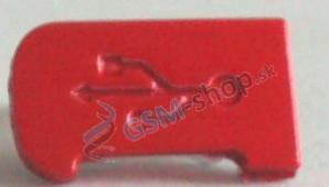 Krytka USB Nokia 5130 červená
