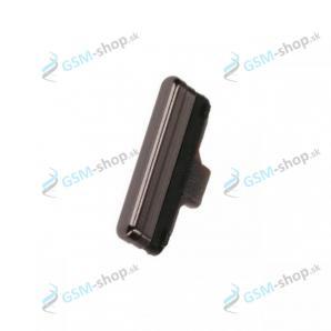 Tlačidlo Samsung Galaxy A80 (A805) bočné čierne Originál