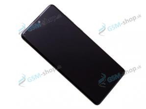 LCD Samsung Galaxy Note 10 Lite (N770) a dotyk s krytom čiernym Originál