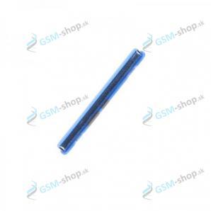 Tlačidlo Samsung Galaxy A70 (A705) pre hlasitosť modré Originál