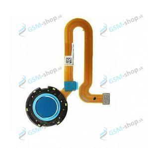 Flex Motorola One Hyper (XT2027) a snímač odtlačku modrý Originál