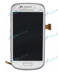 LCD Samsung Galaxy S3 mini i8190 a dotyk s krytom LaFleur Originál
