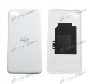 Kryt Blackberry Z10 batérie biely Originál