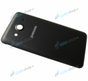 Kryt Samsung Galaxy Core 2 G355 batérie čierny Originál