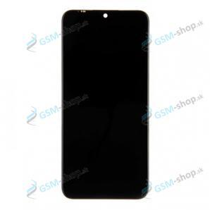 LCD displej Motorola Moto E6 Plus (XT2025) a dotyk čierny s krytom Originál