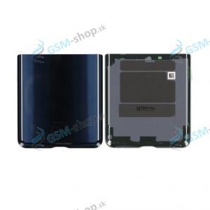 Kryt Samsung Galaxy Z Flip (F700) zadný spodný čierny Originál