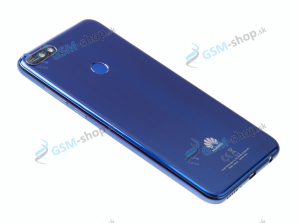 Kryt Huawei Y7 2018, Y7 Prime 2018 zadný modrý Originál