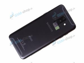Kryt Samsung Galaxy A6 Plus 2018 A605 Duos batérie čierny Originál