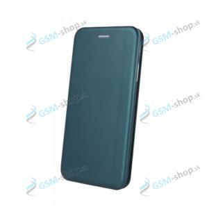 Púzdro DIVA iPhone 12, iPhone 12 Pro knižka magnetická zelená