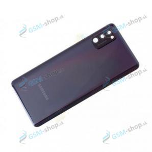 Kryt Samsung Galaxy A41 (A415) batérie čierny Originál