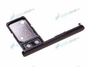 Sim a Micro SD držiak Sony Xperia L2 čierny Originál