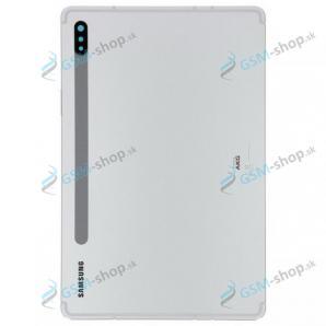 Kryt Samsung Galaxy Tab S7 WiFi (T870) zadný strieborný Originál