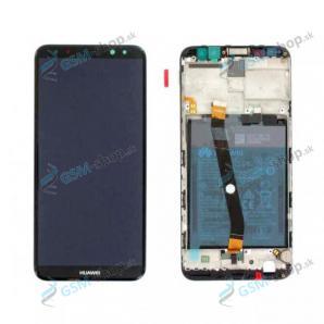 LCD Huawei Mate 10 Lite a dotyk čierny s krytom Originál