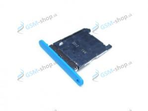 Sim držiak Nokia Lumia 720 modrý Originál