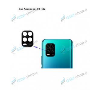 Sklíčko kamery Xiaomi Mi 10 Lite čierne OEM