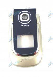 Kryt Nokia 2760 predný modrý Originál