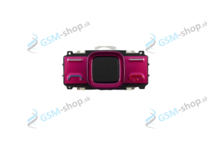 Klávesnica Nokia 7100 Supernova malá červená Originál