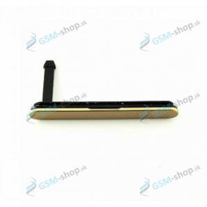 Krytka SIM Sony Xperia Z5 zlatá Originál