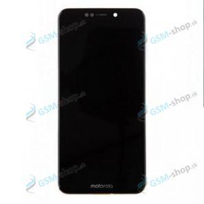 LCD displej Motorola One, One Lite a dotyk s krytom bielym Originál