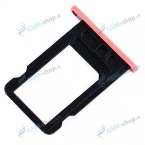 Sim držiak iPhone 5C ružový Originál