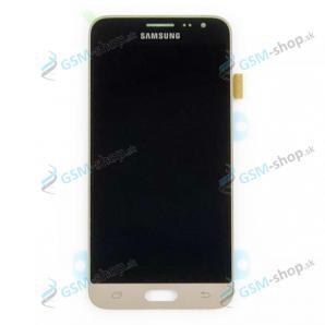LCD Samsung Galaxy J3 2016 (J320) a dotyk zlatý Originál