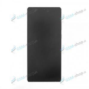 LCD Samsung Galaxy Note 20 (N980) a dotyk s krytom zeleným Originál