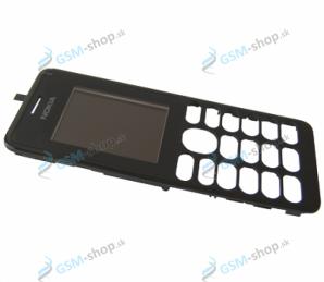 Kryt Nokia 108 predný čierny Originál