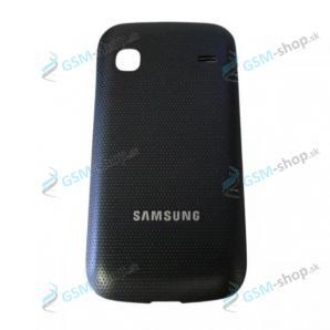 Kryt Samsung Galaxy Gio (S5660) batérie strieborný Originál