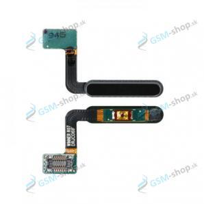 Flex Samsung Galaxy Fold (F900) a snímač odtlačku čierny Originál