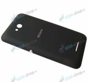 Kryt Sony Xperia E4G zadný čierny Originál