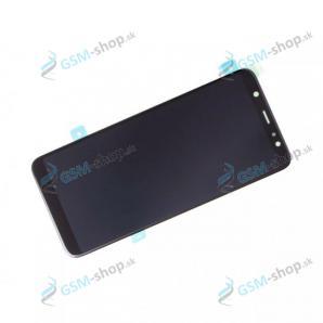 LCD Samsung Galaxy A6 Plus 2018 (A605) a dotyk čierny Originál
