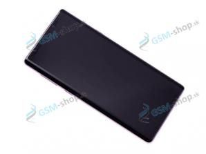 LCD Samsung Galaxy Note 9 (N960) a dotyk s krytom fialovým Originál