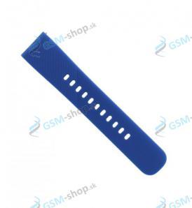 Remienok Samsung Gear Sport (R600) s dierkami modrý - veľkosť S Originál