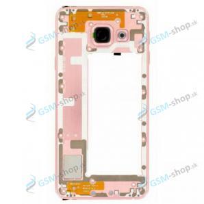 Stred Samsung Galaxy A3 2016 (A310F) ružový Originál
