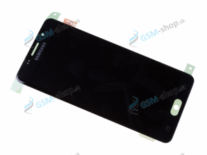 LCD Samsung Galaxy A5 2016 (A510F) a dotyk čierny Originál
