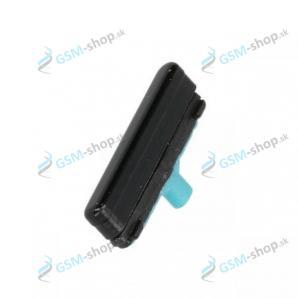 Tlačidlo zapínania Samsung Galaxy S21 5G, S21 Plus 5G čierne Originál