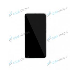 LCD Motorola One Hyper (XT2027) a dotyk s krytom modrým Originál