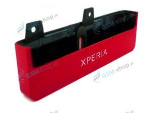 Kryt Sony Xperia Sola MT27i spodný červený Originál