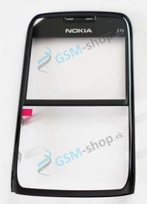 Kryt Nokia E71 predný čierny Originál