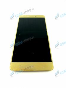 LCD Lenovo K6 Note K53a48 a dotyk zlatý OEM