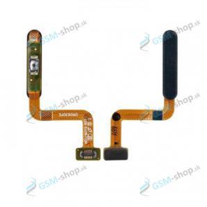 Flex Samsung Galaxy M51 (M515) a snímač odtlačku prsta čierny Originál